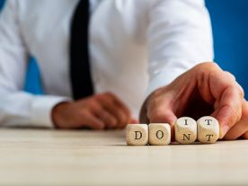 Your Weekly Accounting must Do's and Dont's